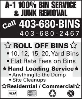 Calgary Waste Management Waste Management In Calgary Dumpster Rental Garbage Bin Waste Management Services