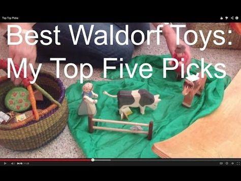 Top Five Waldorf Toys: A Teacher's Picks - YouTube
