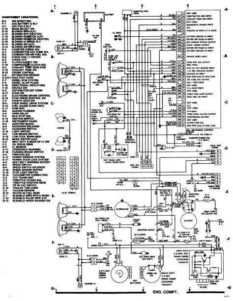 85 chevy truck wiring diagram chevrolet c20 4x2 had 87 chevy alternator wiring diagram 85 chevy alternator wiring diagram #12