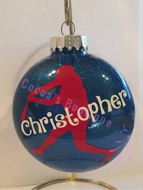75 Sports Themed Christmas Ideas Christmas Baseball Christmas Baseball Christmas Tree