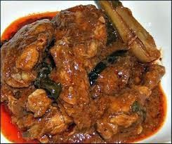 Resep Masakan Indonesia Rendang Ayam Padang Sederhana Resep Masakan Indonesia Masakan Indonesia Resep Masakan