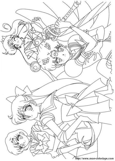 Ausmalbilder Sailor Moon Bild Gruppe Sailor Moon Sailor Moons