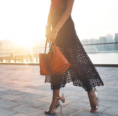 Sophia Webster SS16 Golden high heel sandals