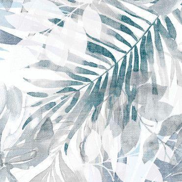 Tapeta Winylowa Na Flizelinie Goodhome Jarava Niebieska Tapety Dekoracyjne Textured Wallpaper Goodhome Leaf Texture