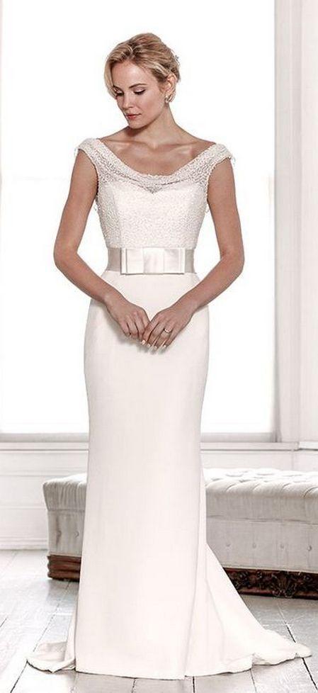 40 Beautiful Wedding Dresses For
