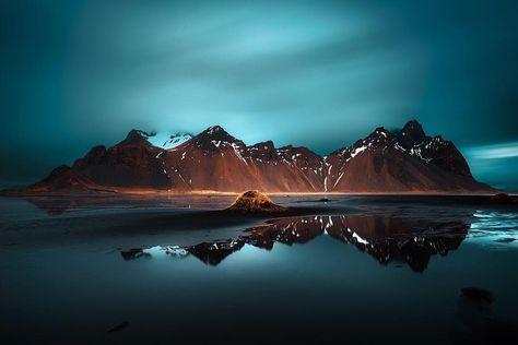 Beautiful Nature Landscape Photography by Romain Mattei