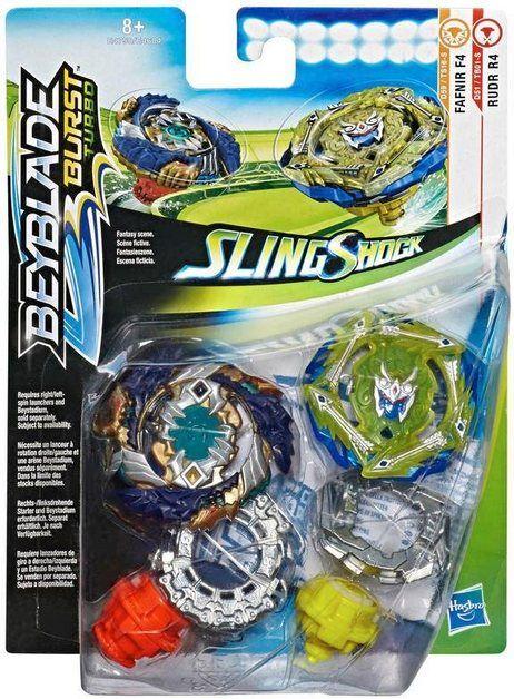Speed Kreisel Beyblade Burst Turbo Slingshock Fafnir F4 Und Rudr R4 Kreisel Tolles Spielzeug Wolle Kaufen