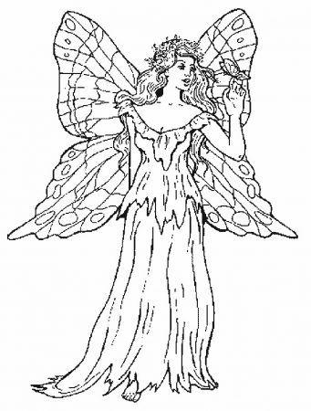 Ausmalbilder Feen Und Elfen Elfen Feengarten Malvorlagen Erwachsenen Kinder Painting Coloringpagesforkids Aus Ausmalbilder Ausmalen Lustige Malvorlagen