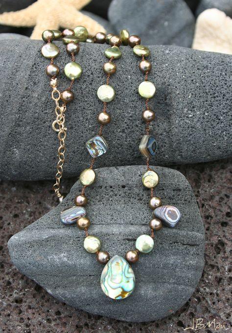 beach inspired boho jewelry   Beachy Boho Jewelry by Jonara Blu Maui
