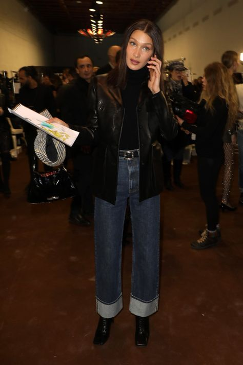 Bella Hadid Outfits, Bella Hadid Style, 90s Fashion, Autumn Fashion, Fashion Outfits, Alexandre Vauthier, Celebrity Outfits, Celebrity Style, Mini Vestidos