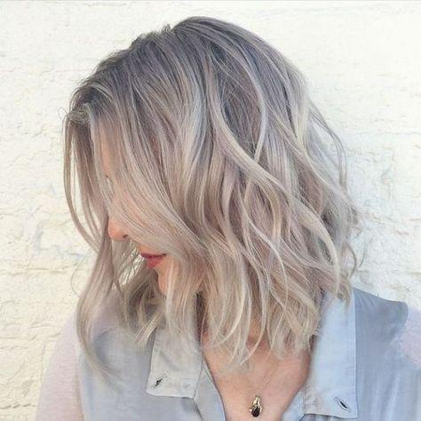 Le sand hair, la coloration tendance de ce début d'année