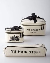 Hair and Makeup Travel Bag Set Hair and Makeup Tr. - Hair and Makeup Travel Bag Set Hair and Makeup Travel Bag Set This image has… Hair and Makeu -
