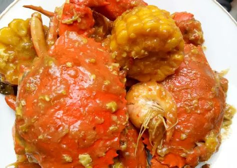 Resep Kepiting Saos Padang Pedas Oleh Msanggraini Resep Resep Kepiting Resep Kepiting