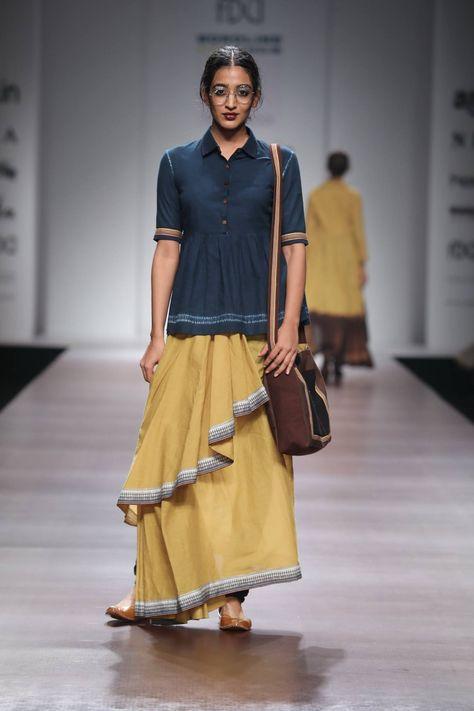 Anju Modi - Amazon India Fashion Week SS 18 - 24