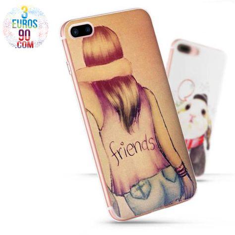 coque meilleur amie iphone 7