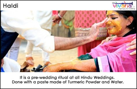 23 Best Haldi Ceremony Images On Pinterest
