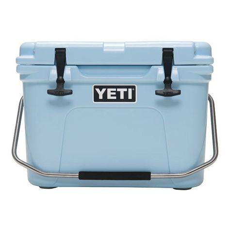 Roadie 20qt in Ice Blue by YETI