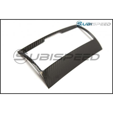 08bb9ac9334cf08b160f0b684062ac2d vent covers subaru forester olm s line dry carbon fiber center ac vent cover 2015 wrx 2015  at eliteediting.co