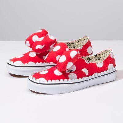 Minnie mouse shoes, Disney vans
