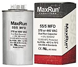 Start And Run Capacitor Explained Hvac How To Capacitor Vac Air Conditioner Condenser