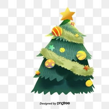 Christmas Tree Png Images Vector And Psd Files Free Download On Pngtree Green Christmas Tree Decorations Green Christmas Tree Christmas Gift Background