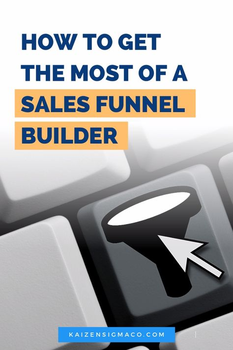 Is your online funnel builder helping you design and promote your funnel? Check out 5 tips and ideas that will ensure that you are getting the most  of your funnel building platform. Kaizen Sigma helps local businesses with time-tested marketing techniques, strategy, content marketing, social media management, advertising and video production. Follow for tips and hacks for entrepreneurs. #salesfunnel #funnelbuilding #marketing #marketingtips #onlinemarketing #PintoWin2019