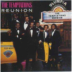 Temptations - Reunion CD (R.e.u.n.i.o.n.) - Click picture for details