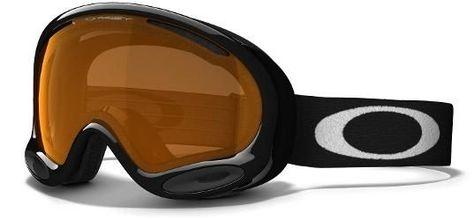 53aeea45b35 Oakley A-Frame 2.0 Snow Goggles Jet Black Persimmon