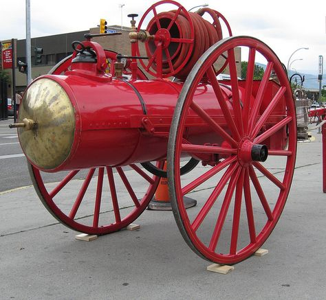Canadian invented and constructed fire fighting device. Robert S. Bickle began his career in Winnipeg, Manitoba, as a sales representative for an American fire equipment manufacturer in 1906. By the end of that year he formed the R.S. Bickle Company. Horse Training Secrets Revealed