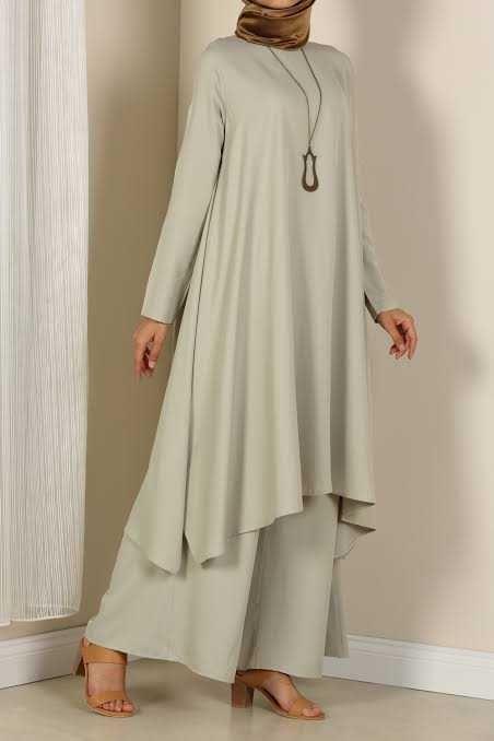 Allday Tunik Pantolon Takim Modelleri 2020 Goruntuler Ile Musluman Modasi Abaya Tarzi Moda