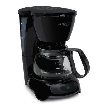 Mr Coffee Tf5 099 Black 4 Cup Coffeemaker Https Appliances Boutiquecloset Com Product Mr Coffee Tf5 099 B One Cup Coffee Maker Mr Coffee 4 Cup Coffee Maker