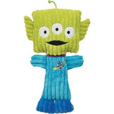 Disney Square Heads Toy Story Alien Dog Toy To View Further For