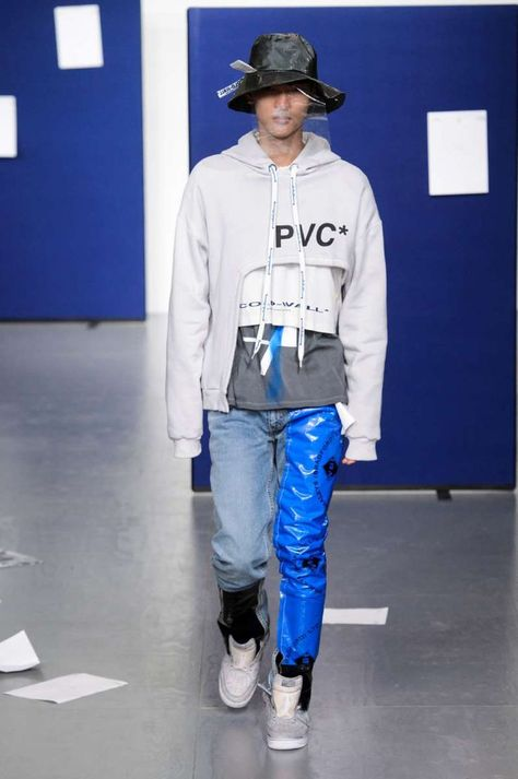 A Cold Wall Spring-Summer 2018 - London Fashion Week Men's, #fashion #london #manfashionsummer #spring #summer,#casual #outfits #men