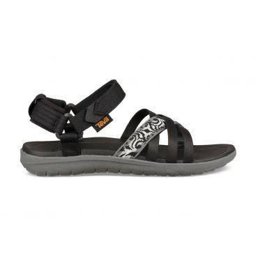 Teva Sanborn Sandal sandalen dames thena gray black ...