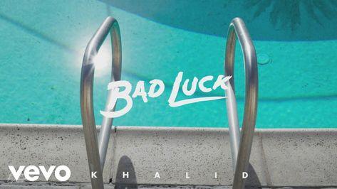 New Khalid Bad Luck Audio Https Youtu Be Rtkodwxqi78 Via Youtube Willpowerentllc Wp Willpowerstudios Newbrooklyn Nyc Khalid Spirit Song Luck
