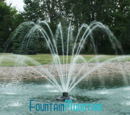 Now You Can Buy Fountains Pumps Online From Fountainmountain Com They Have A Wide Range Of Fountains Pumps At Affordable Price Pond Fountains Water Pond Pond