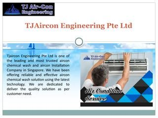 Aircon Installation Singapore Air Conditioning Services