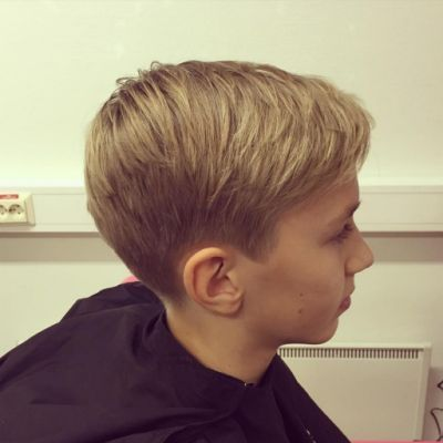 Top 10 Hairstyles For 10 Year Old Boy Haircuts Long Boy