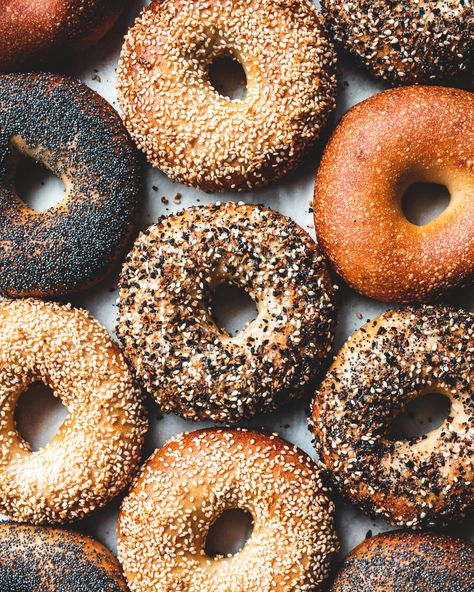 New York Style Bagels — The Boy Who Bakes