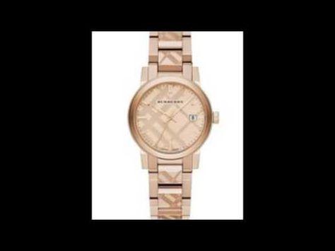 698e4cf64 اسعار وموديلات ساعات بربري الاصليه burberry watches