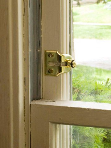How To Make Windows More Secure Double Hung Windows Window Security Window Locks