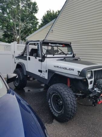 1990 Wrangler Jeep Yj Jeep Monster Trucks