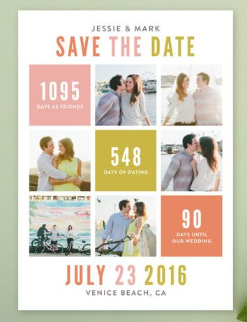 Save the Dates + Invitations | Minted