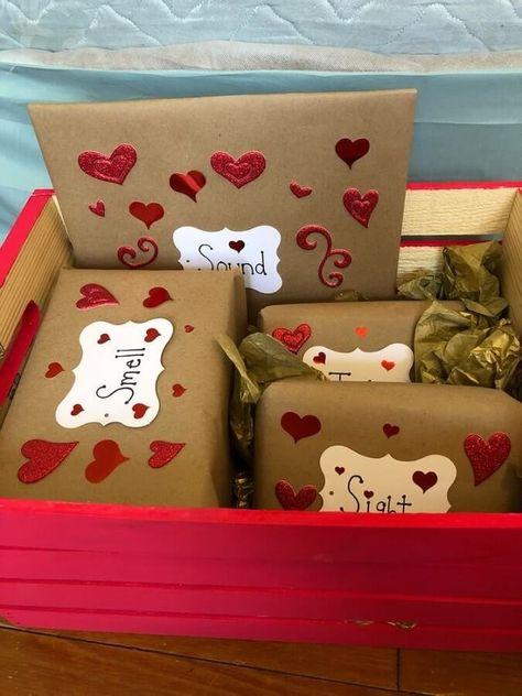 26 Cute Romantic Valentine's Day Gifts For Boyfriend