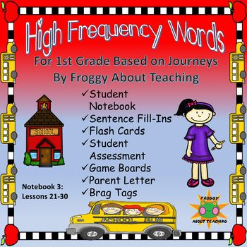 Year 3 /'High frequency flash cards x 79/' Special educational needs Autism