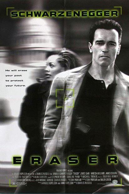 فيلم Eraser 1996 مترجم مشاهدة و تحميل Carteles De Peliculas Peliculas Cine Peliculas