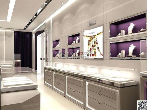 Best Jewerly Shop Interior Design Indian Ideas Store Design
