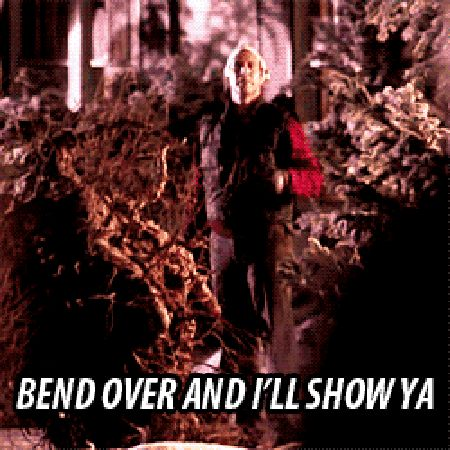 Image result for bend over and i'll show ya gif