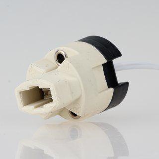 G9 Hochvolt Halogen Lampenfassung Mit 15cm Ptfe Leitung Lampen Fassung Wolle Kaufen