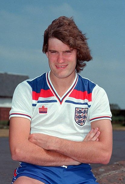 Glenn Hoddle England 1980 England Football Tottenham Hotspur England Football Players
